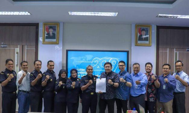 Bea Cukai Jawa Tengah dan DIY Tetapkan Pusat Logistik Berikat Pertama di Tahun 2019