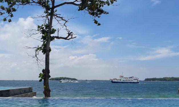 Gateway To Batavia di Pulau Bidadari