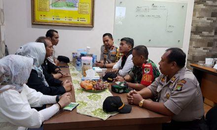 Jelang Pemilu, Danramil 07/Kembangan Himbau Masyarakat Jaga Kondusifitas