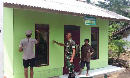 Masyarakat Nilai TMMD ke 104 Kodim 0615/Kng Tepat Sasaran