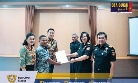 Kanwil Bea Cukai Sumatera Utara Terbitkan Izin PLB